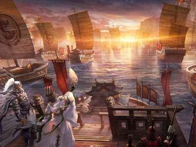 《鸿图之下》腾讯旗舰级大世界沙盘战略手游
