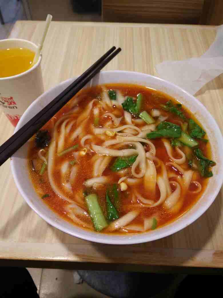阿利茄汁面(康复前街店)