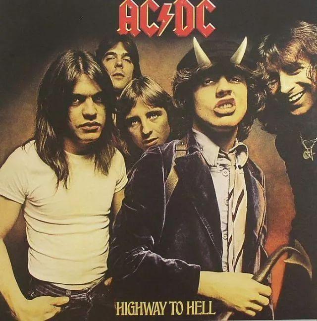 8. 澳大利亚摇滚乐队的《地狱公路》(\